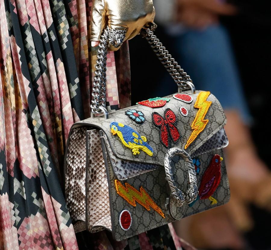 Gucci bag new collection Fall/Winter 2016/2017