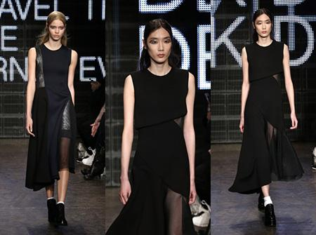 Donna Karan New York Fashion Week 2015
