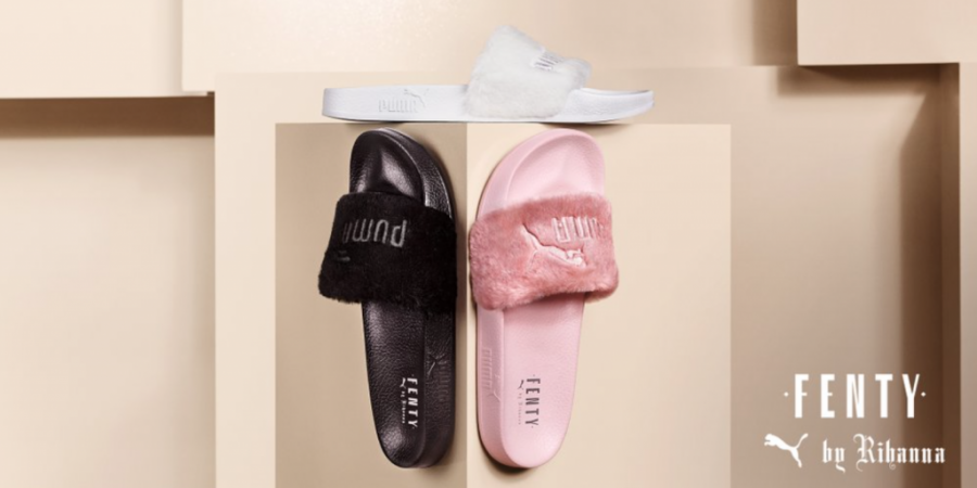 Puma by Rihanna, Fenty Fur Slides