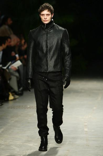 Costume National Homme, Rock And Roll uomo autunno inverno 2013 2014